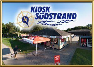 Kiosk Südstrand