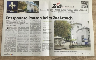 Zoo-Zeitung